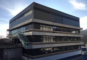 Aufstockung Laborgebäude Universität Tübingen